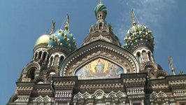 St Petersburg  Spilled Blood