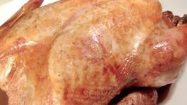 Festive Bacony Turkey Roast