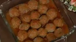 Vegan Tofu Meatballs