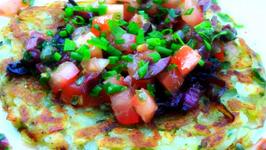 Sauteed Potato Galette