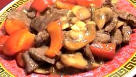 Mushroom Beef