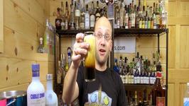 Spiked Nog, Christmas Cocktail with Eggnog