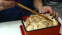 Japanese Oyako Don