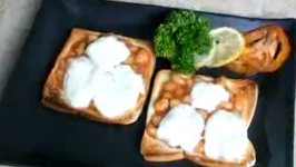 Baked Beans and Cheese on Toast