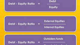 Debt - Equity Ratio - Learn Accounting Online