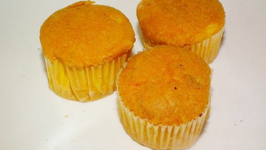 Ginger Cup Cakes