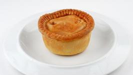 Old English Pork Pie