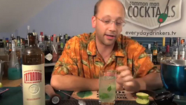 Cat Daddy Mojito Cocktail