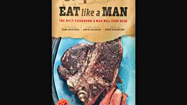 Eat Like a Man- Cookbook Review