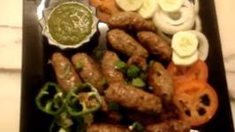 Easy Seekh Kebab