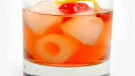 Sweet Old Fashioned 2 Cocktail