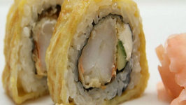 Sushi Egg Rolls