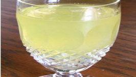 Ginga Likrish Cocktail