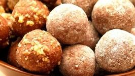 Choco Bourbon Balls