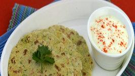 Mooli Roti by Tarla Dalal