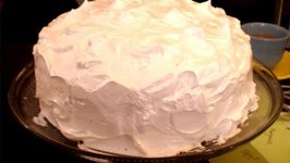 White Mountain Cream Frosting