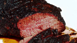 Coffee Rubbed Tri-Tip - Grill Dome Kamado Grill