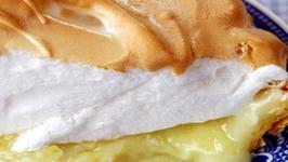 Mile-High Coconut Cream Meringue Pie