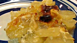 Betty's Old Fashioned Scalloped Potatoes