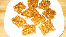 Whole Wheat Gaund Panjiri Sweets
