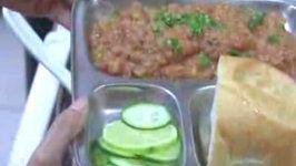 Jain Pav bhaji - No Onion Garlic Pav Bhaji - Vegan
