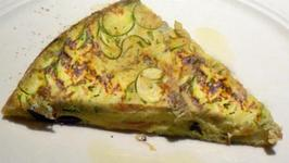 Herbed Zucchini Frittata
