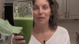 Kale Collard Green Smoothie