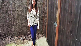 Fashion: Transition into Spring Outfits