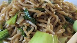 Quick Vegetable Noodles