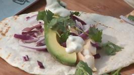 Grilled Tilapia Fish Tacos