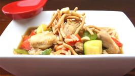 Chicken Stir Fry Soup