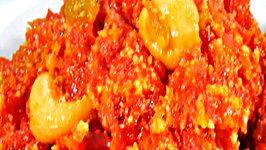 Gajar ka Halwa (Carrot Halwa)