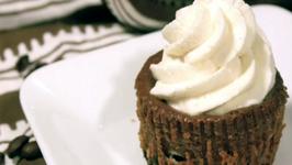 Mochaccino Cheesecake Cupcakes: Cupcake Show 22