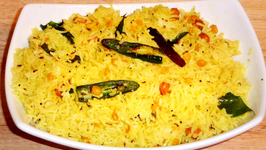 South Indian Lemon Rice