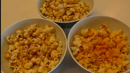 Healthy Low Calorie Flavored Popcorn