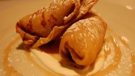 Apple and Cinnamon Crepes