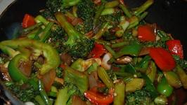 Chinese Mixed Vegetable