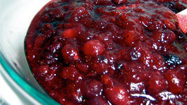 Betty's Simple Cranberry Orange Salad Dressing
