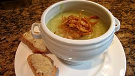 Betty's Leek and Potato Soup