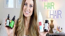 How I Keep My Hair Healthy - Hair Care Routine