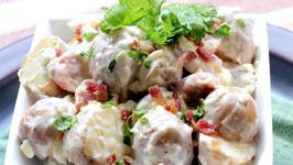 All American Low Fat Potato Salad