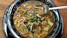 Chicken, Vegetable and Quinoa Soup