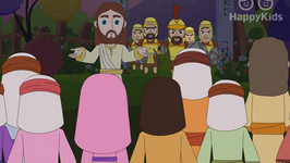 Episode-76-Jesus Is Arrested in the Garden