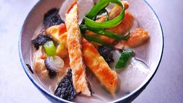 How to Make Korean Rice Cake Soup
