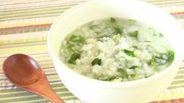 Classic Japanese Seven Herb Rice Porridge