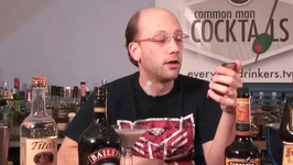 Easy Caramel Sundae Cocktail