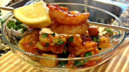 Curry Shrimp Cocktail