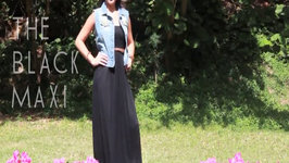 Summer Fashion: Styling Maxi Dress and Skirt (Vacation Outfits)