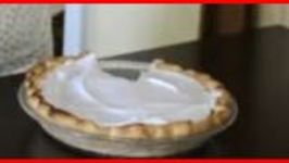 Fresh Coconut Pie