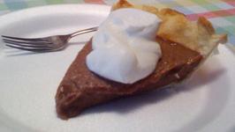 Crunchy Chocolate Pie